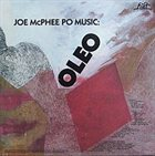JOE MCPHEE Oleo album cover