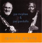 JOE MCPHEE Specific Gravity album cover