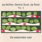 JOE MCPHEE The Watermelon Suite album cover
