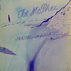 JOE MCPHEE Variations On A Blue Line / 'Round Midnight album cover