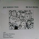 JOE MORRIS Human Rites album cover
