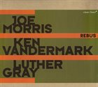 JOE MORRIS Rebus album cover