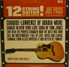 JOE PASS 12 String Guitar (Great Motion Picture Themes) album cover
