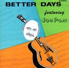 JOE PASS Better Days album cover