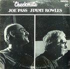 JOE PASS Checkmate album cover
