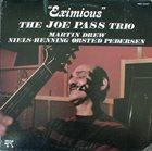 JOE PASS Eximious album cover