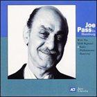 JOE PASS In Hamburg album cover