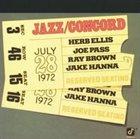 JOE PASS Jazz/Concord album cover