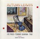 JOE PASS Joe Pass Tommy Gumina : Autumn Leaves album cover