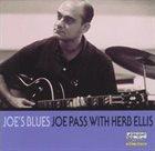 JOE PASS Joe's Blues album cover