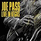 JOE PASS Live In Vegas album cover