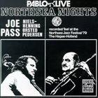 JOE PASS Northsea Nights (with Niels-Henning Ørsted Pedersen) album cover