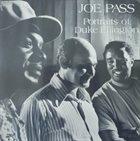 JOE PASS Portraits of Duke Ellington album cover