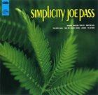 JOE PASS Simplicity album cover