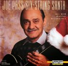 JOE PASS Six String Santa album cover