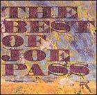 JOE PASS The Best Of album cover