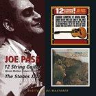JOE PASS The Stones Jazz/12 String Guitar album cover