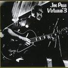 JOE PASS Virtuoso #3 album cover