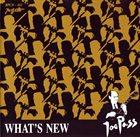 JOE PASS What's New ? album cover