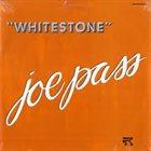JOE PASS Whitestone album cover