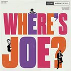 JOE RESTIVO Where's Joe? album cover