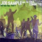 JOE SAMPLE Did You Feel That ? album cover