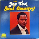 JOE TEX Soul Country album cover