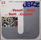 JOE VENUTI I Giganti Del Jazz Vol. 23 (aka Live In Italy) album cover