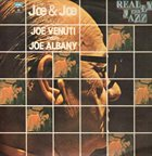 JOE VENUTI Joe & Joe album cover