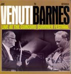 JOE VENUTI Joe Venuti and George Barnes : Live at the Concord Summer Festival album cover