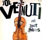JOE VENUTI Joe Venuti and Zoot Sims album cover