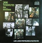 JOE VENUTI Joe Venuti in Milan album cover