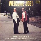 JOE VENUTI Joe Venuti With  Lino Patruno : Welcome Joe! (aka Jazz Violin) album cover