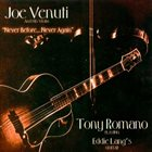 JOE VENUTI Never Before... Never Again album cover