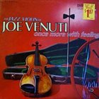 JOE VENUTI Once More With Feeling album cover