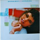 JOE WILLIAMS Sings About You! album cover