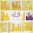 JOEL FRAHM Joel Frahm, Brad Mehldau : Don't Explain album cover