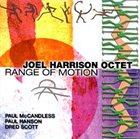 JOEL HARRISON Range of Motion album cover