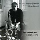 JOEL PRESS Mainstream Extensions album cover