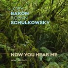 JOEY BARON Baron & Schulkowsky : Now You Hear Me album cover