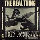 JOEY PASTRANA The Real Thing album cover