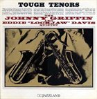 JOHNNY GRIFFIN Tough Tenors album cover