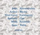 JOHN ABERCROMBIE Echoes (with Arthur Blythe, Terri Lyne Carrington, Anthony Cox, Mark Feldman, Gust Tsilis) album cover