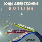 JOHN ABERCROMBIE Hotline album cover