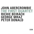 JOHN ABERCROMBIE The First Quartet album cover