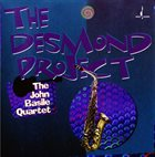 JOHN BASILE The Desmond Project album cover