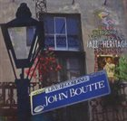 JOHN BOUTTÉ Live at Jazzfest 2013 album cover