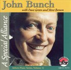 JOHN BUNCH A Special Alliance album cover