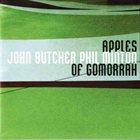 JOHN BUTCHER Apples Of Gomorrah (with Phil Minton) album cover