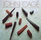 JOHN CAGE Etudes Australes For Piano album cover